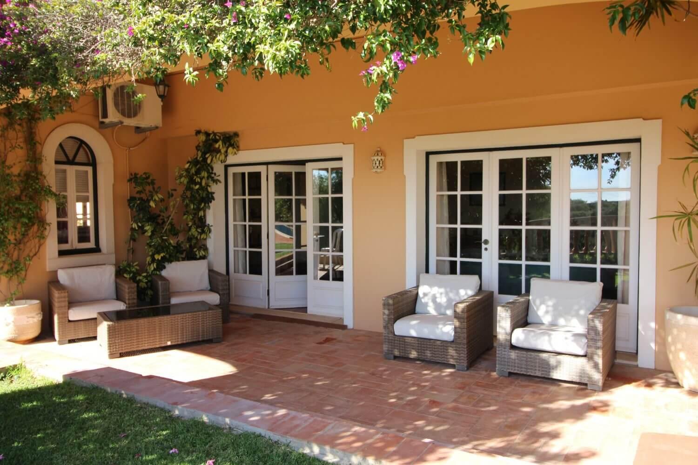 accessible villa. wheelchair friendly, disabled friendly holiday villa, algarve, portugal