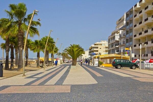 Quarteira_Promenade