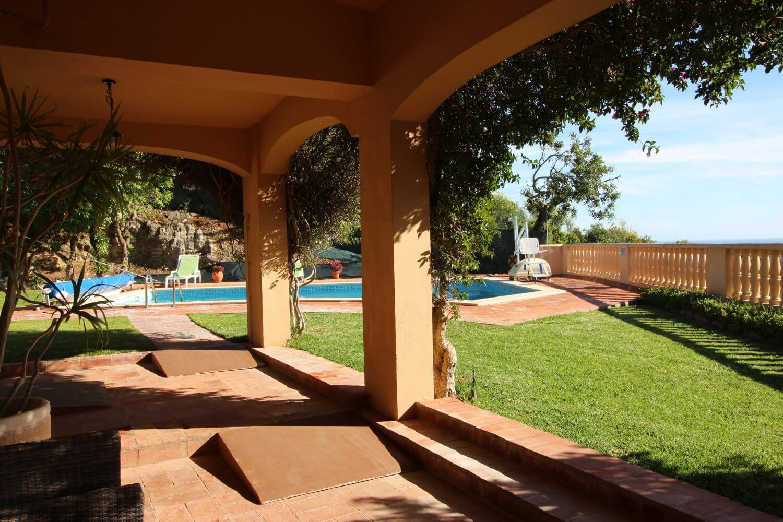 Luz do sol wheelchair accessible villa