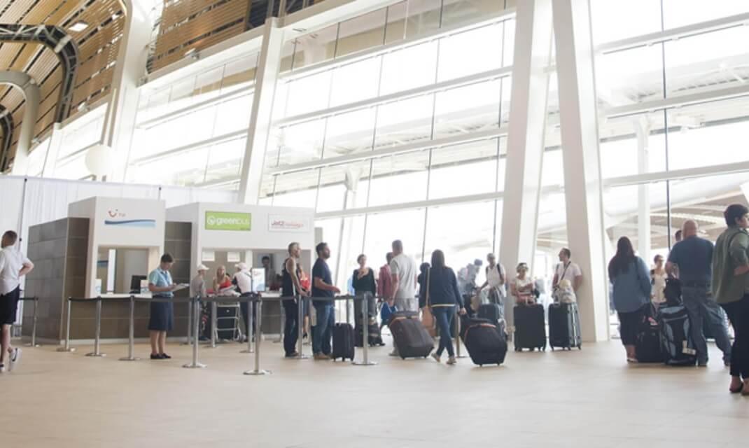 inauguration du nouveau terminal de l aeroport de faro cover