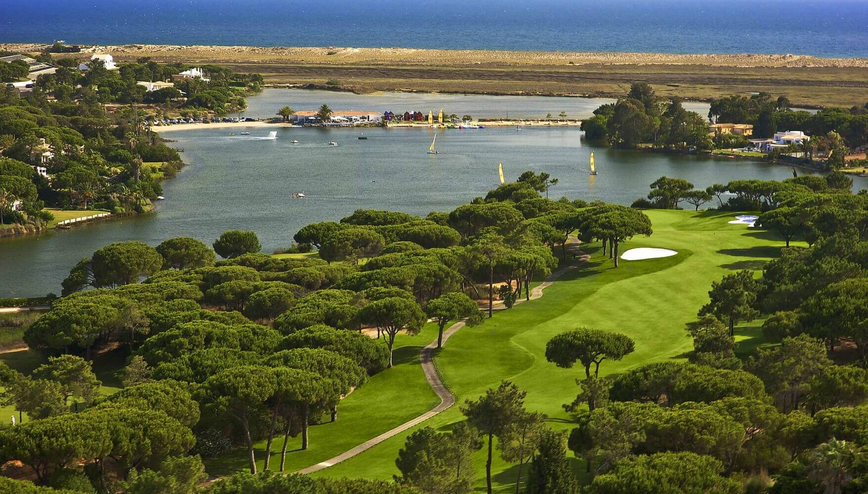 south golf course quinta do lago banner 1