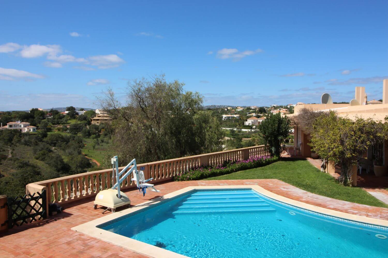 luz do sol, accessible wheelchair friendly holiday villa, algarve, portugal, europe