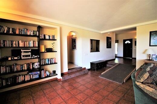 accessible lounge luz do sol